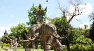 Vientiane - Buddha Park