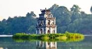 Hanoi - Hoan Kiem Lake