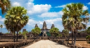 Causeway at Angkor Wat